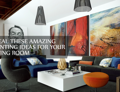 Steal These Amazing Painting Ideas For Your Living Room