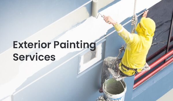 Exterior Painting Services Greenville SC